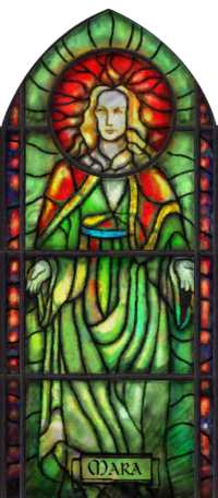 Mara Stained Glass