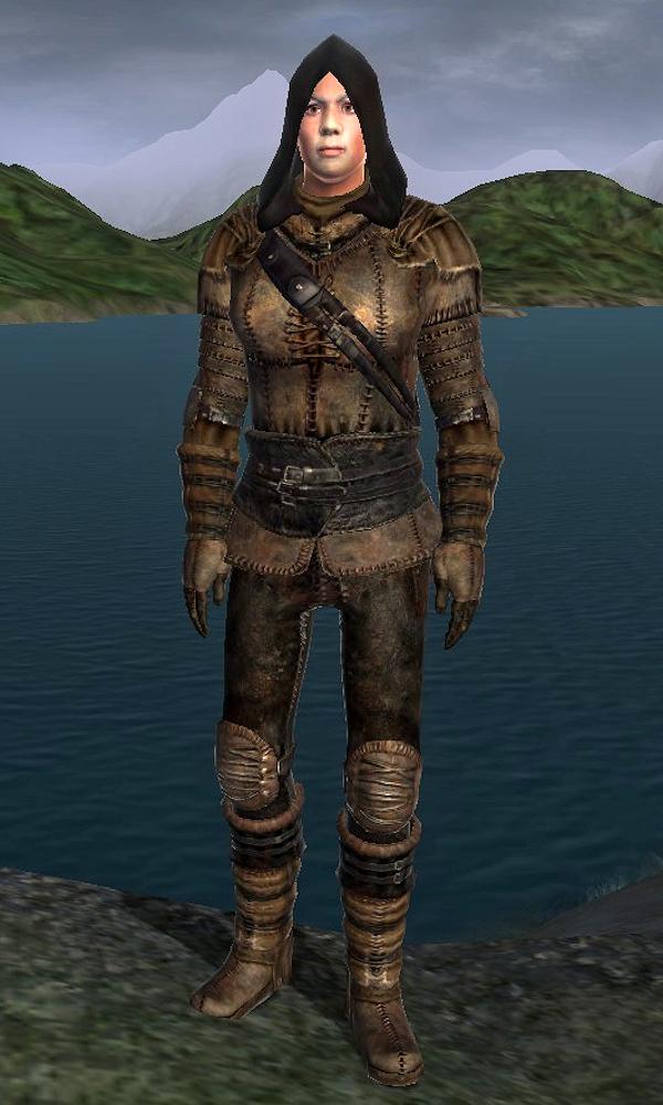 Image Morag Tong Assassin Elder Scrolls