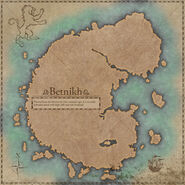 Betnikh Map