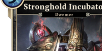 Stronghold Incubator
