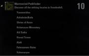 Morrowind Pathfinder Achievement