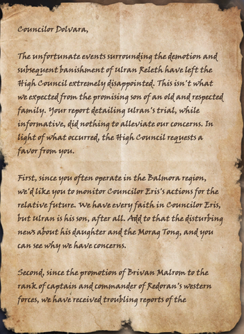 File:Letter to Councilor Dolvara - Page 1.png