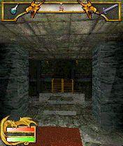 Delfran's Hideout Shadowgate Room