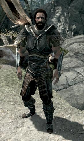 Halbarn Iron-Fur