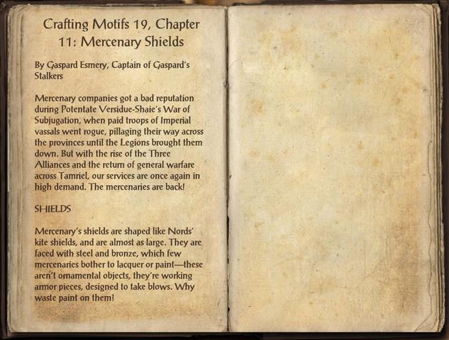 File:Crafting Motifs 19, Chapter 11, Mercenary Shields.png