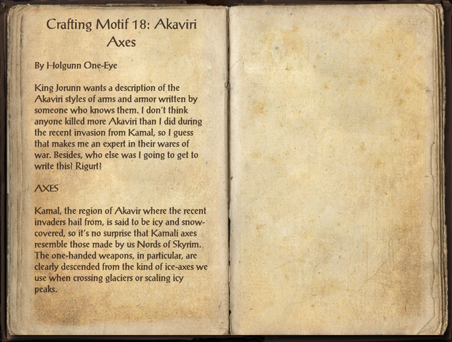 File:Crafting Motifs 18, Akaviri Axes.png
