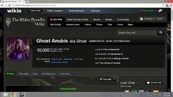 Ghost Anubis 10k