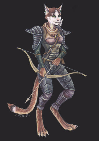 File:Khajiit in color by yamber-d32a6gm.jpg