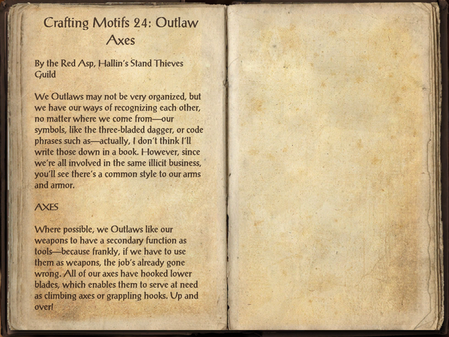 File:Crafting Motifs 24, Outlaw Axes.png