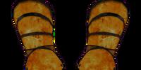 Amber Gauntlets