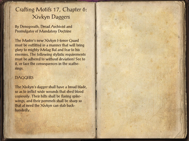 File:Crafting Motifs 17, Chapter 6, Xivkyn Daggers.png