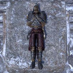 King Kurog Corpse
