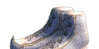 White Mage's Shoes