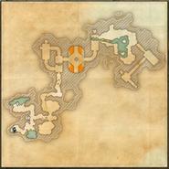 Gnisis Egg Mine - Map