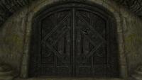 Volunruud Elder Door