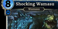 Shocking Wamasu