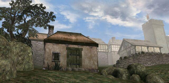 File:TES3 Morrowind - Pelagiad - Adanja's House exterior.jpg