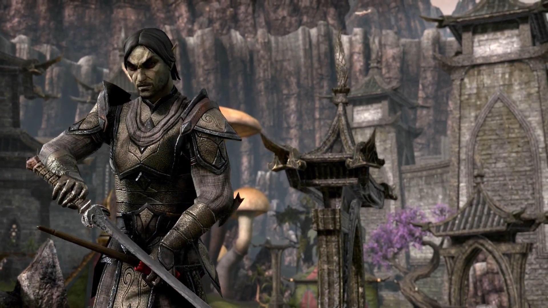 Elder Scrolls Online Templar Build Morrowind