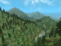 Valus Mountains