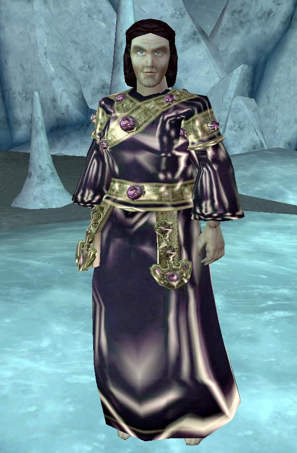 enchanted robe