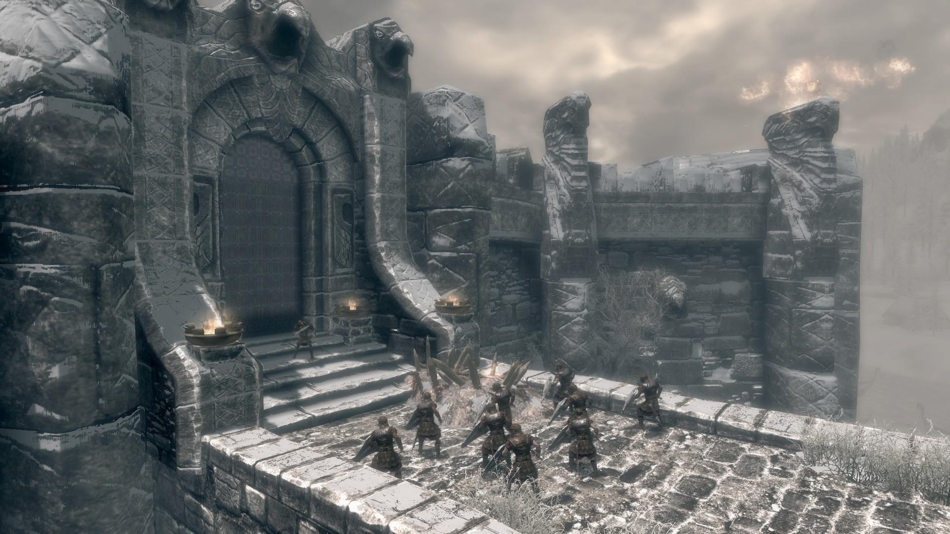 Battle For Windhelm