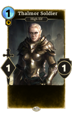 Thalmor Soldier (Legends)