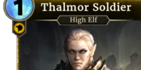 Thalmor Soldier (Legends)