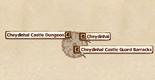 Cheydinhal Castle Guard Barracks InteriorMap