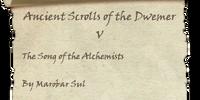 Ancient Scrolls of the Dwemer V