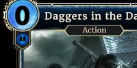 Daggers in the Dark
