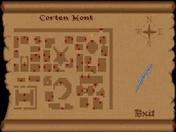 Corten Mont full map