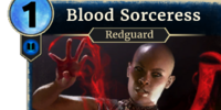 Blood Sorceress
