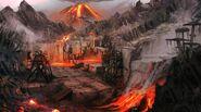 Foyada Quarry Concept Art