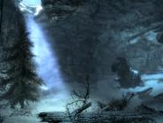 Shrouded grove cave
