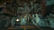 Ald Daedroth, Right Wing Mehrunes Dagon - Morrowind