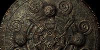 Banded Iron Shield