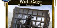 Wolf Cage