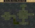 Sotha Sil, Outer Flooded Halls - Map - Tribunal.png