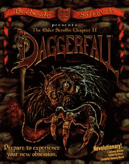 The Elder Scrolls II: Daggerfallファン・フィード