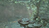 Halldir's Beam of Energy (Destroyed)
