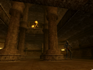 Odrosal Interior Morrowind