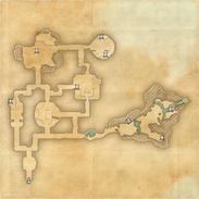 Sanguine's Demesne Map