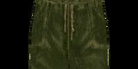Green Felt Linens