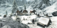 Winterhold Imperial Camp
