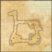 Harridan's Lair Map