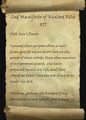 2nd Manifesto of Kinlord Rilis XII - 1.png