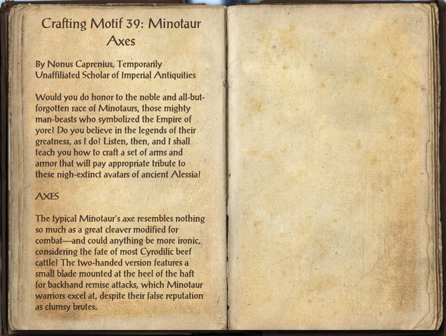 File:Crafting Motifs 39, Minotaur Axes.png