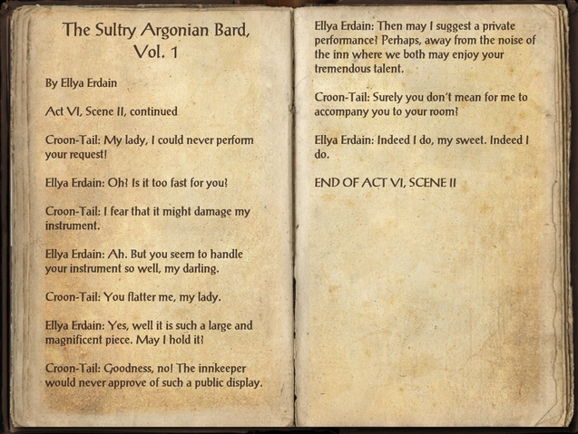 File:The Sultry Argonian Bard, Vol. 1.png