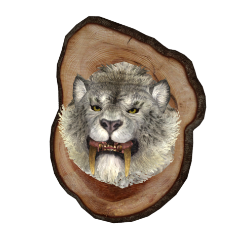 File:Mounted Snowy Sabre Cat Head.png