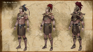 SotH Tribal Men Concept Art
